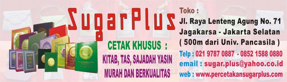 TOKO Buku Yasin Online di Jakarta – TOKO Buku Surat Yasin di Jakarta ...